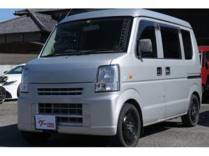 三菱 ミニキャブバン M HDDナビ エアコン パワステ Wエアバッグ 社外15AW レザー調シートカバー
