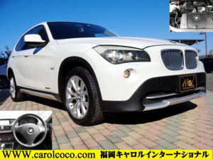 BMW X1 sDrive 18iナビTV スマートキー HID 17P7