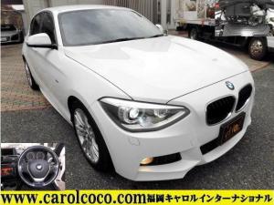 BMW 1シリーズ 116i MスポーツTVナビDVD再生スマキープッシュHID