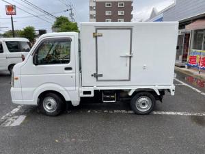 スズキ キャリイトラック  マニュアル車 5ギア 保冷車