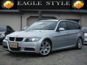 BMW 3シリーズ 320iツーリングMスポーツパッケージ・D車・社外SDナビ・