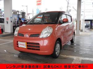 日産 モコ E スマートキー ETC 電動格納ミラー CD レンタUP
