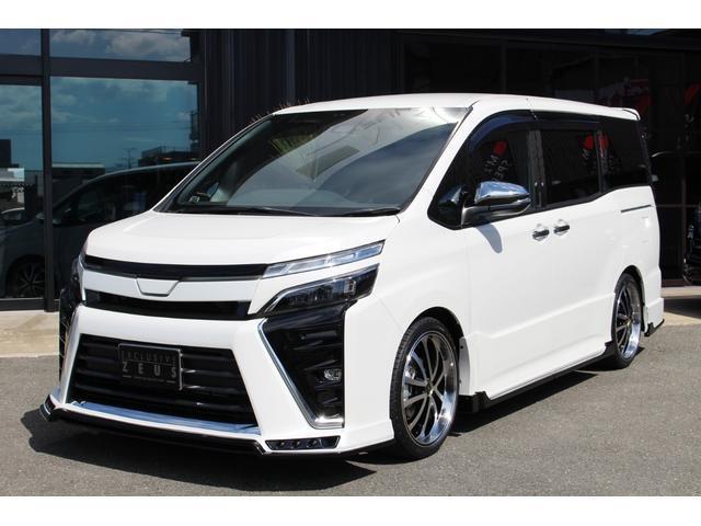 ZEUS新車コンプリート車高調バージョン