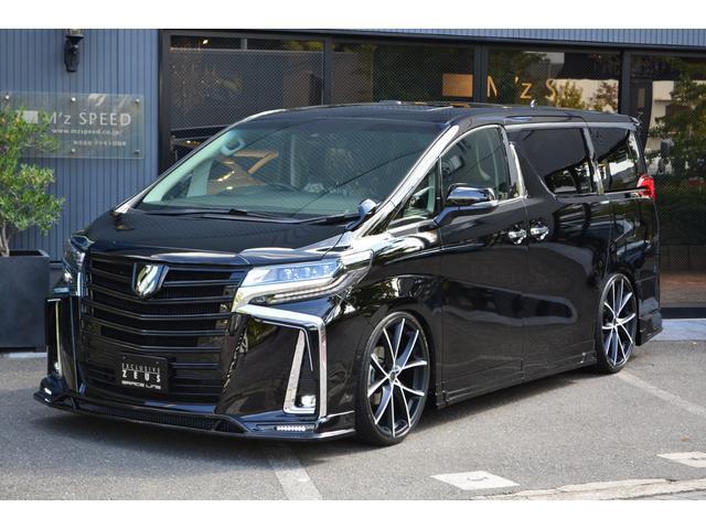 ZEUSエアロ ローダウン 22インチ ZEUS 新車コンプリートカー 車高調バージョン22インチ