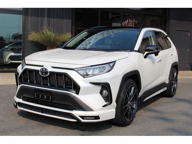 ZEUS新車コンプリートカー特別金利2.9% フルエアロ、ダウンサス、20インチ、マフラー、サンルーフ付き