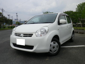 トヨタ パッソ X Vパッケージ 車検整備付き 2年保証 タイミングチェーン