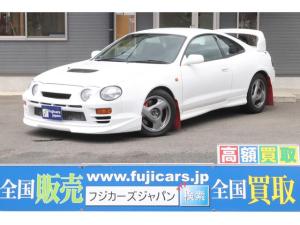 トヨタ セリカ GT-FOUR 車高調 HKSエアクリ EVC C-ONEマフラー 16インチアルミホイール 純正リアスポイラー ターボタイマー ブースト計 ETC