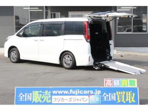 トヨタ エスクァイア Xi スロープ タイプ1 電動車いす固定 ドラレコ