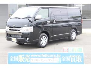 トヨタ ハイエースバン ダークプライムII FOCS エスパシオes 新車