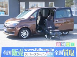 トヨタ スペイド F ウェルキャブ サイドアクセス車 助手席脱着電動自操式