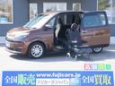 トヨタ/スペイド F ウェルキャブ サイドアクセス車 助手席脱着電動自操式