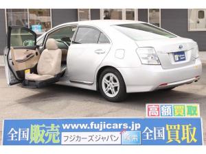 トヨタ SAI G ウェルキャブ 助手席リフトアップS/純正ナビ/Bカメラ