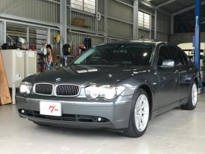 BMW 7シリーズ 745Li 745Li 黒革シート サンルーフ