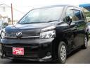トヨタ/ヴォクシー X Lエディション 両側電動スライドドア ナビ ETC