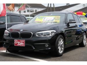 BMW 1シリーズ 118i ナビ バックモニター スマートキー オートエアコン 純正16AW