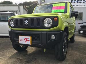 スズキ ジムニー XC 4WD ナビ テレビ シートヒーター スマートキー LEDヘッドライト