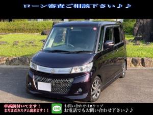 スズキ パレット TS バックモニター付CDプレーヤー装着車 TS バックモニター付CDプレーヤー装着車
