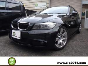 BMW 3シリーズ 320iツーリング Mスポーツパッケージ 後期モデル・禁煙車・ナビ・ETC・HID・記録簿