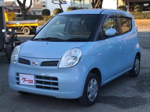 日産 モコ E ベンチシート 衝突安全ボディ 盗難防止装置 スマートキー エアバック