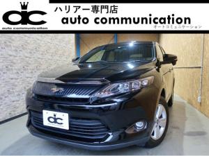 トヨタ ハリアー エレガンス9型ナビ 地デジTV Bluetooth 1年保証