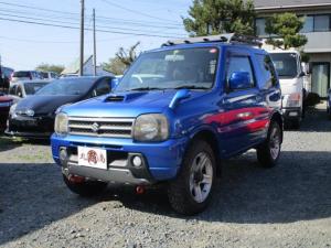 スズキ ジムニー ワイルドウインド 4WD キーレス シートヒーター アルミホイール CD ABS Wエアバッグ
