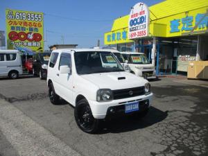 スズキ ジムニー XG オートマ キーレス CD フォグランプ 切替4WD タイミングチェーン ターボ
