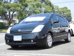 トヨタ プリウス S 10thアニバーサリーエディション 黒革調シートカバー