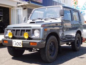 スズキ ジムニー HC バン 4WD 5MT エアコン アルミホイール
