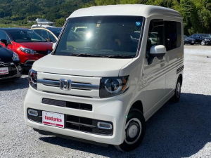 ホンダ N-VAN+スタイル ファン・ホンダセンシング 軽キャンパー N-CAM