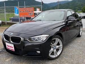 BMW 3シリーズ 320dブルーパフォーマンス Mスポーツ 320d BP Mスポーツ HDDナビ・バックモニター