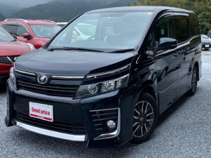 トヨタ ヴォクシー ZS ワンオーナー ユーザー買取 禁煙車 左側パワースライド 純正ナビ・フルセグTV Bluetooth対応 バックカメラ