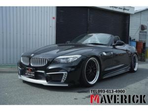 BMW Z4 sDrive23i ハイラインパッケージ BBS エアロ