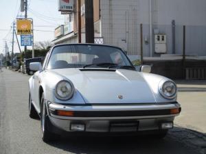 ポルシェ 911 911SCカブリオレ 内装レッドレザー張替