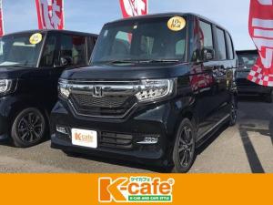 ホンダ N-BOXカスタム G・Lホンダセンシング ETC車載器 追突軽減B