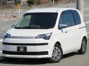トヨタ スペイド Fジャック SDナビ4×4フルセグDVD可Bluetooth