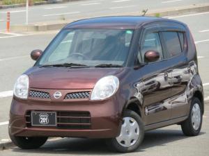 日産 モコ E ショコラティエ オートAC/ライト スマートキー2個 タイミングチェーン 車検整備2年付 人気のショコラティエ入荷しました