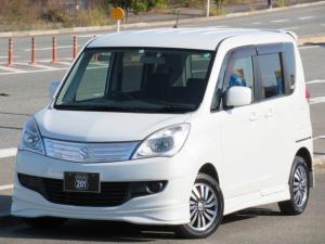 スズキ ソリオ X SDナビワンセグDVD走行中可 Bluetooth接続 左側電動スライドドア スマートキー2個 オートエアコン オートライト 車検令和4年1月迄