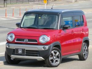 マツダ フレアクロスオーバー XS SDナビワンセグDVD可Bluetooth ETC レーダーブレーキサポート アイドリングSTOP HID オートエアコン オートライト シートヒーター タイミングチェーン 車検整備2年付