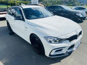BMW 3シリーズ 320dツーリング エナジーエアロ カスタム スマートキー バックカメラ CDオーディオ アルミホイール ETC エアコン パワステ パワーウィンドウ