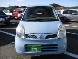 日産 モコ S パステル色 走行59269k 走行距離無制限12ヵ月保証