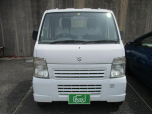 スズキ キャリイトラック 4WD KCエアコン・パワーステ 走行距離54862キロ