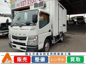 三菱ふそう キャンター 2t低温冷蔵冷凍車スタンバイモーター付 東プレ7