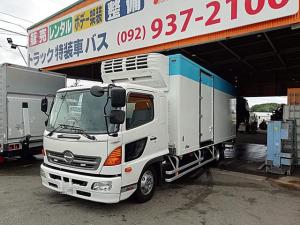 日野 レンジャープロ  2.35tワイド冷蔵冷凍車 格納P/G付サイドドア付