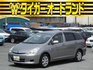 トヨタ ウィッシュ X 後期 CD キーレス ETC タイミングチェーン HID