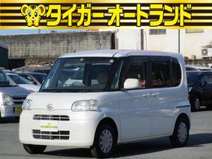 ダイハツ タント X スマートキー 左側スライドドア キーフリ- ABS AC
