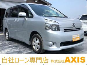トヨタ ヴォクシー X Lエディション 純正HDDナビ/バックカメラ/ETC