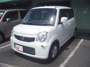 日産 モコ X ナビ・テレビ・ETC・アルミ・スマートキー・プッシュスタート・オートエアコン・ドアミラーウィンカー