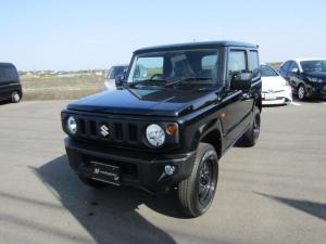 スズキ ジムニー XL 4WD 登録済未使用車 7インチワイドナビ ETC