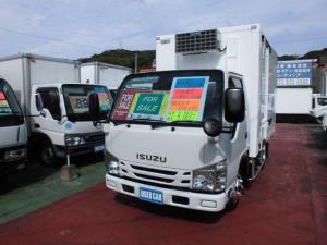 いすゞ エルフトラック  冷蔵冷凍車  低温仕様 スタンバイ付 サイドドア付