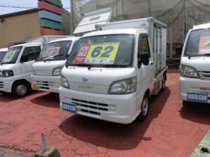 ダイハツ ハイゼットトラック  冷蔵冷凍車 エアコン パワステ オートマチック 蓄冷式冷凍車